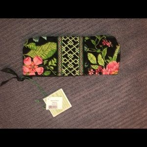 Vera Bradley Pencil and Brush Pouch